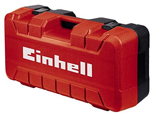 Einhell Koffer E-Box L70/35 (zur universellen Aufbewahrung, max. Zuladung 50 kg, weiches Schaumstoff-Innenfutter, spritzwassergeschütztes Design, ergonomischer Griff)