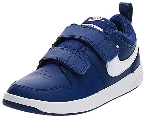 Nike Pico 5 (PSV) Sneaker, Blau (Deep Royal Blue/White 400), 32 EU