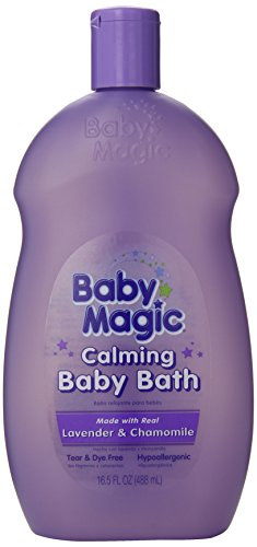 Baby Magic Calming Baby Bath - Lavender & Chamomile: 16.5 OZ