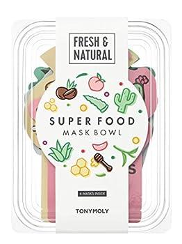 TONYMOLY Super Food Mask Bowl 0.74 oz