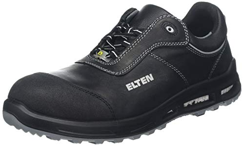 ELTEN Reaction XXT Low ESD S3, Zapatos de Seguridad Unisex Adulto, Negro (Schwarz 1), 41 EU