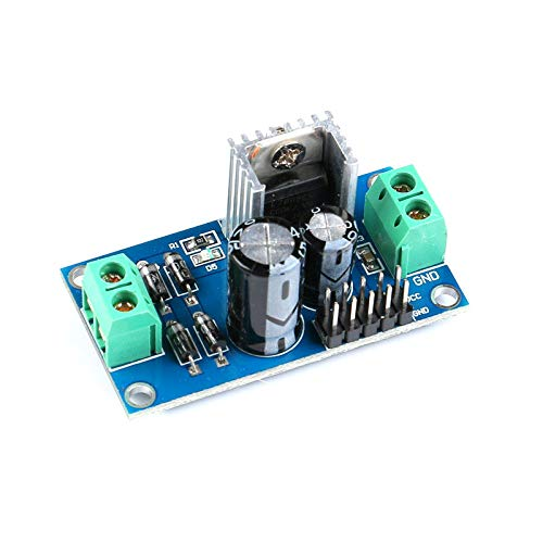 1 Amp Pack of 10 Fairchild Semiconductor LM7809CT Standard Regulator 3 Pin 9.4 mm H x 10.67 mm L x 4.83 mm W 3+ Tab TO-220 9V