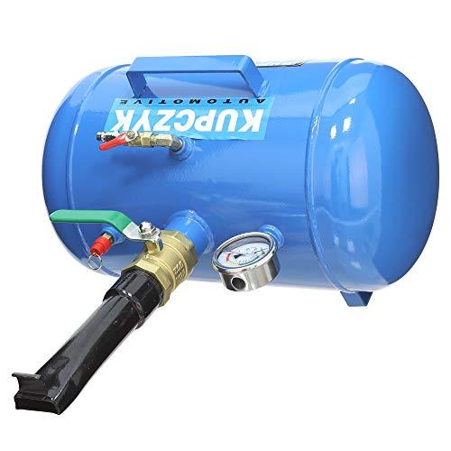 Firma Kastor Waclaw Wiecha Reifen Reifenfüller Booster 20l Reifenschockfüller Airbooster Luftkanone Befüllhilfe Luftkanone