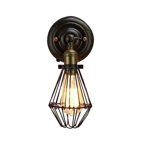 xiaox5 Lámpara de araña, lámpara de techo LED (bombilla libre, luz cálida), lámparas colgantes disponibles (110-240 V) lámpara de pared