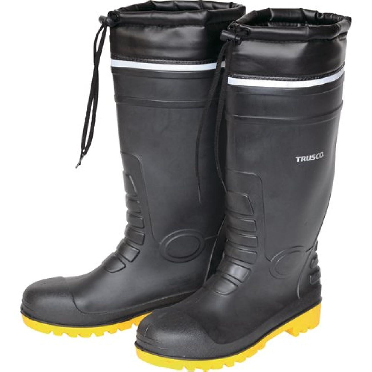 申し立てる円形正気TRUSCO(トラスコ) 作業用長靴 4L 29.0~29.5cm TBNP-4L