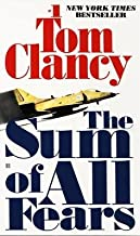 The Sum of All Fears[SUM OF ALL FEARS M/TV][Mass Market Paperback]