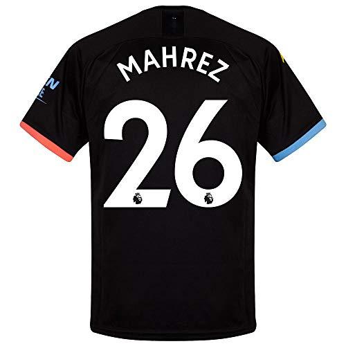 PUMA Man City Away Mahrez 26 Trikot 2019-2020 - L