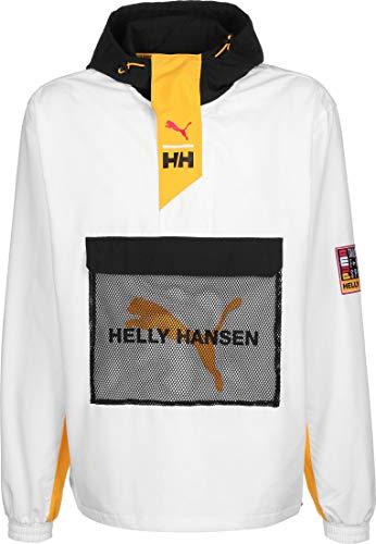 PUMA Helly Hansen x Windbreaker White