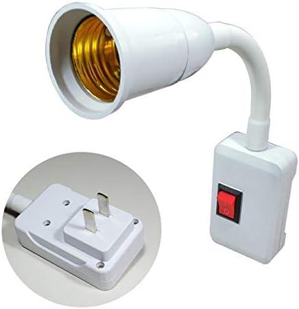 Kamas Remote control plug lamp holder screw E27 New color swit with Popular popular socket