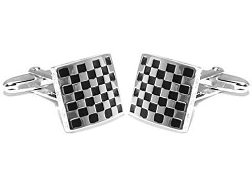 """Grom boutons en argent sterling 925 massif fba925_5887jet """"made in germany-fabrication"""