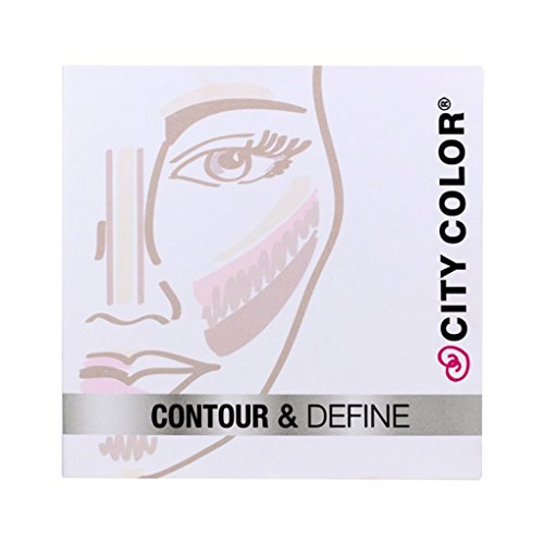 CITY COLOR Contour & Define Pal…