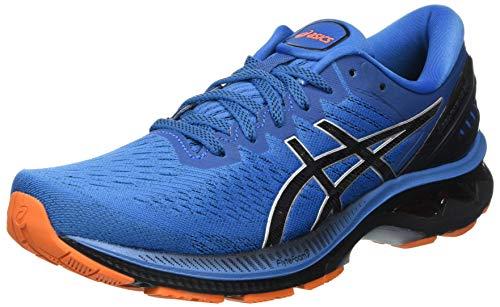 ASICS Herren Gel-Kayano 27 Running Shoes, Bleu Noir, 44.5 EU