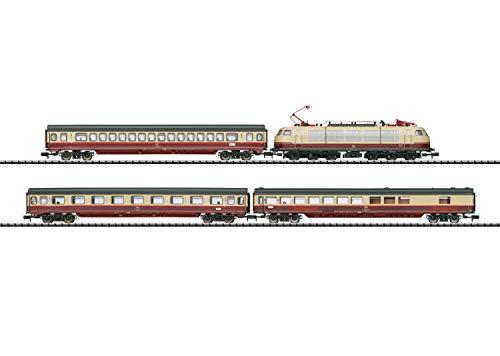 MiniTrix T11628 N Zug-Set Rheingold Tee 7 BR 103 der DB