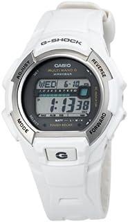 para Hombre Casio G-Shock Atomic Solar Reloj Blanco GWM850 – 7 CR Reloj de Pulsera (Reloj de Pulsera)