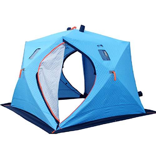 YJFFAn Tent, Koude Disaster Relief Tent, Isolated Ijs Vissen Katoenen Tent, Outdoor Tibetaanse Tent, Camping, Isolatie, Warme Tent