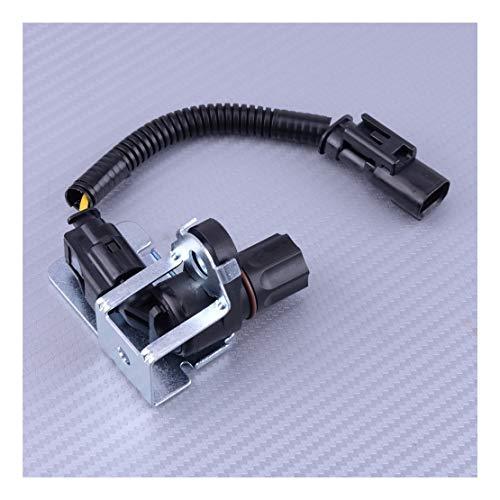 Meet's shop ABS-Sensor Auto-Rad-Geschwindigkeitssensor 2 Pin 970-024 5014787AA ABS kompatibel mit Dodge Ram 1500 2500 3500 Dakota Durango 1998 1999 2001 2002 2003 Empfindlichkeit