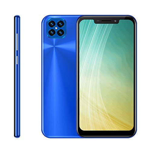 Unlocked Cell Phone ,X23 ,Android Smartphone, 6.11-inch IPS Full-Screen, 3GWCDMA : 850/2100MHZ SIM Card , 1GB RAM 16GB ROM, 8MP+8MP , 3800mAh Battery   (Blue)