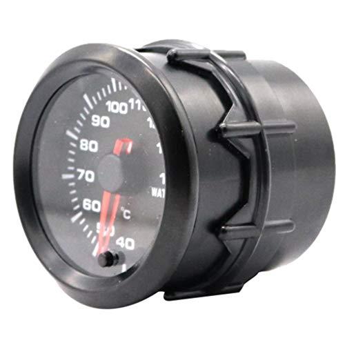 Homyl Tachymètre 52mm Compteur Jauge Indicateur Dispaly 0-10000 RPM