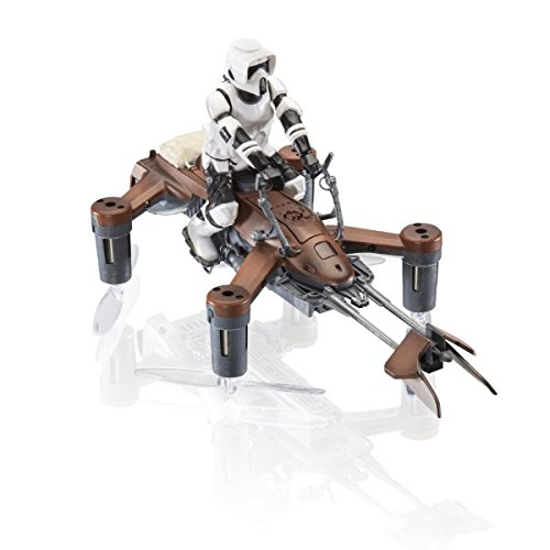 Star Wars 74-Z Speeder Bike – High Performance Battling Drone