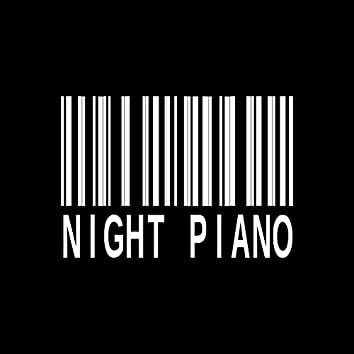 1 Hour Piano Sounds - Night Piano, Love Mood, Sensitive Autumn
