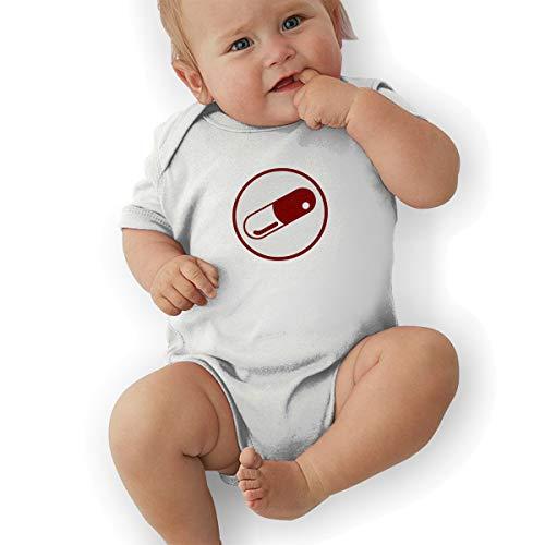Akira Pill ベビー ロンパース ベビー服 子ども 半袖ボディースーツ 肌着 夏 かわいい 出産祝い プレゼント