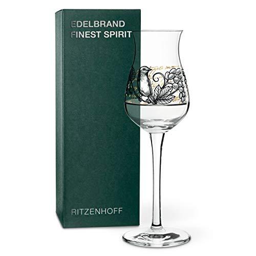 RITZENHOFF Next Finest Spirit Edelbrandglas von Dorothee Kupitz , aus Kristallglas, 156 ml