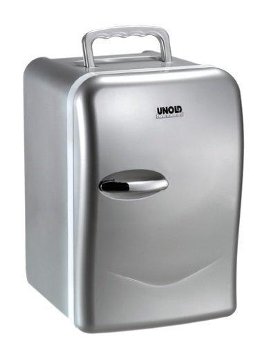 Unold Minikühlschrank 8920 Maxi Cooler 20 Liter Silber