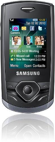 Samsung S3550 Platinum-Silver Handy