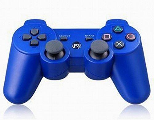 Totalmente inalámbrico Bluetooth remoto vibración doble mando de PS3 para PS3