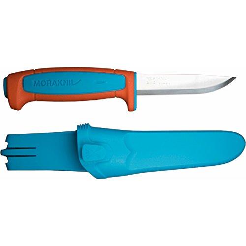 Moraknive Basic Riemmes voor heren, oranje/turquoise