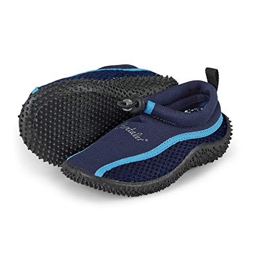 Sterntaler Jungen Aqua Schuhe, Blau (Marine 300), 26 EU