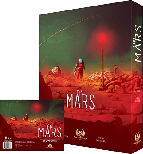 On Mars Base Game and Upgrade Kit Bundle