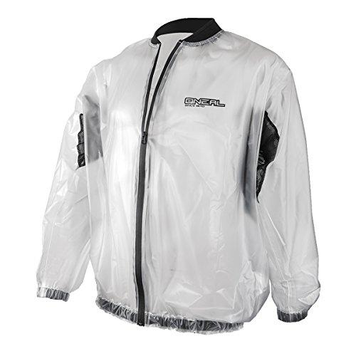 O'Neal Splash regenjas doorzichtig waterdicht ademend Enduro MX Motocross MTB, 1171-0 XL (56/58) helder