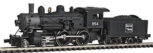 Steam 4-4-0 American - Standard DC -- Boston & Maine