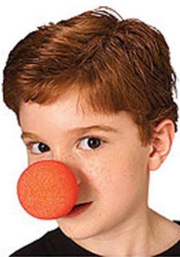 Rubie's-déguisement officiel - Rubie's- Accessoire Pour Déguisement Partie Du Corps Nez De Clown En Mousse Rouge- I-730FN
