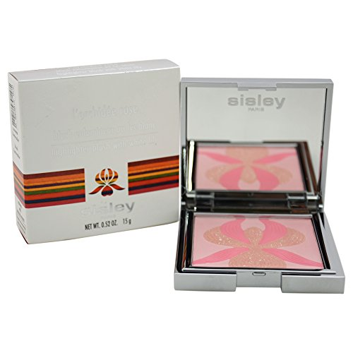 Sisley Palette Orchidée rose unisex, Blush Highlighter mit weißer rose 15 g, 1er Pack (1 x 0.086 kg)