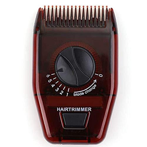 WT-DDJJK Manueller Trimmer, manueller Haarschneider Kamm Multifunktionales verstellbares Friseur-Pflegewerkzeug
