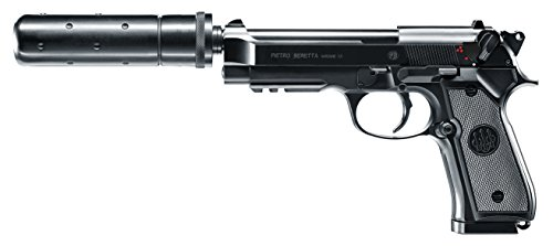 Beretta Airsoft 92A1 Tactical <0.5 Joule Airsoft Pistol Negro Talla única