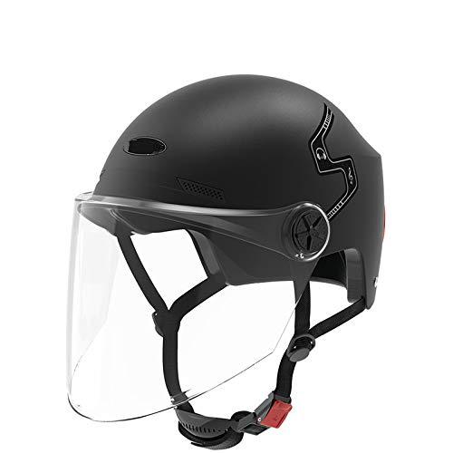 FENGHU Fahrradhelm Smart Bike Motorrad Bluetooth Helm Elektrisches Auto Automatik Fahrrad Helm Radfahren Ausrüstung Schutzmaske