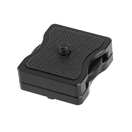 Zhiyou Kamera-Riser-Platte Anwendung auf Schnellwechselplatte/Grundplatte für DJI Ronin-S/Ronin-M/Zhiyun Crane Series/Tripod
