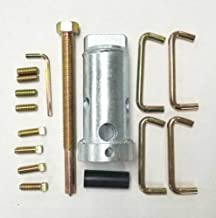 Fan Blade Blower Wheel Hub Puller/Pusher Tool Steel Center w/Alignment Tool
