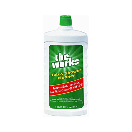 The Works Tub & Shower Cleaner Refill