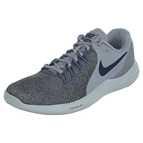 Nike Lunar Apparent Grey Thunder Blue Mens Style: 908987-007 Size: 8