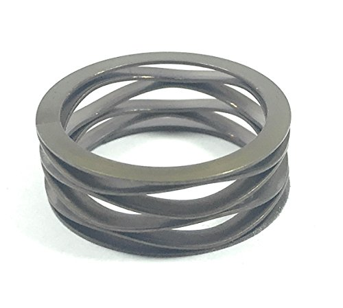 Multiwave Washers with Shim Ends,Inch, 0.73