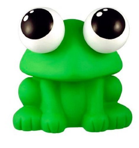 Green Frog money Piggy Bank froggy savings kids