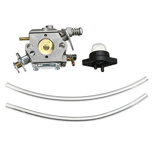 Viviance Carburador para Walbro WT-891 / W-20 / WT-89 / WT-324 / WT-391 / WT-600 / WT-624 / WT-625 / WT-637 / WT-662 Zama C1U-W8 / C1U-W14 891 324 391 Poulan 1950 2050 2150 2375
