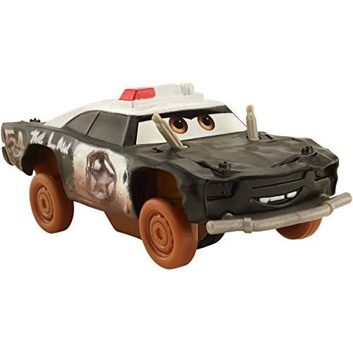 Disney - Cars- Veicolo Crazy 8 Crashers APB, DYB06