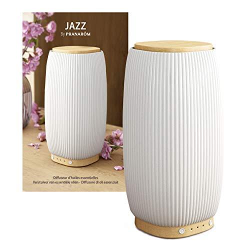 Pranarom Difusor Jazz Cerámica Bambú, 1 Unidad, Pack de 1