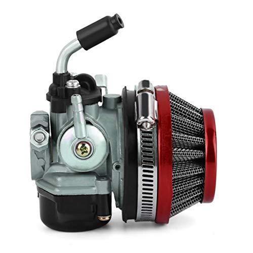 Mini tweewielige motor Carburetor met luchtfilter voor gemotoriseerde fiets Motorfiets onderdelen te koop