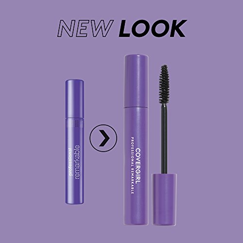 Covergirl Professional Remarkable Mascara, Very Black, 0.3 Fluid Ounce